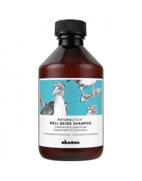 Davines NaturalTech Well-Being Shampoo